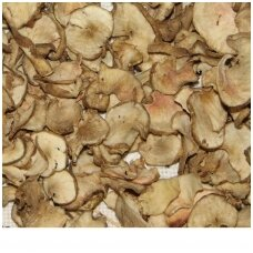 Džiovinti bulvinės saulėgrąžos (topinambo) stiebagumbiai