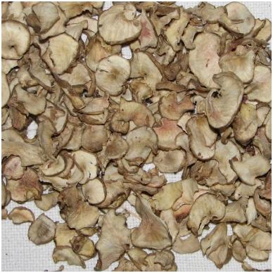 Ekologiški džiovinti bulvinės saulėgrąžos (topinambo) stiebagumbiai (50g)  2