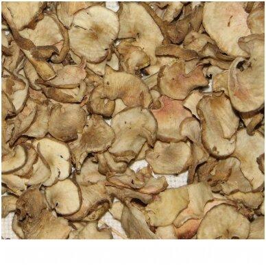 Ekologiški džiovinti bulvinės saulėgrąžos (topinambo) stiebagumbiai (50g)