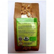 Ekologiškos daržinės pupelės ankštys (50g)