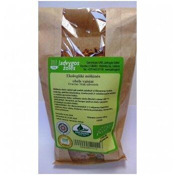 Ekologiški miškinės obels vaisiai (100 gr )