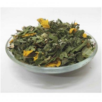 "Ekologiška žolelių arbata ""GYSVĖJA"" ( 40 g )"
