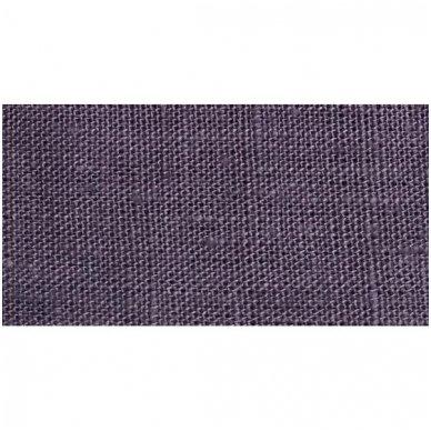 Lininis maišelis (violetinė spalva)     2