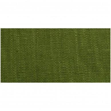 Lininis maišelis (žalia spalva)     2