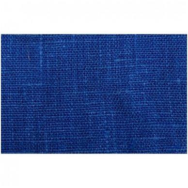 Lininis maišelis (mėlyna spalva) 2