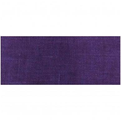 Lininis maišelis (ryškiai violetinė spalva)     2