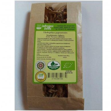 Kiaulpienės paprastosios ekologiškos šaknys (50 g)