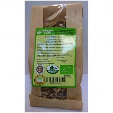 Svilarožės vaistinės ekologiškos šaknys (50 g)