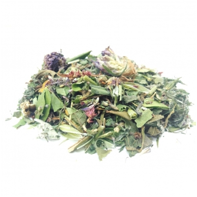 """Ekologiška žolelių arbata """"Žemaičių žolės"""" ( 40 g )"""