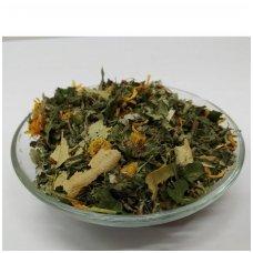 "Ekologiška žolelių arbata Nr.11 ""Moterims-1"" ( 40 g )"