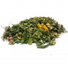 """Ekologiška žolelių arbata Nr.37 """"Širdžiai"""" ( 40 g )"""