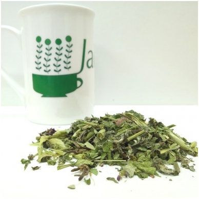 """Ekologiška žolelių arbata Nr.1 """"Virškinimui"""" ( 40 g )"""