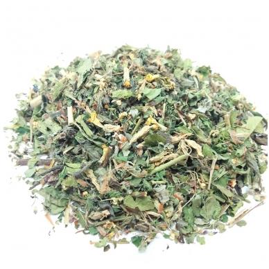 "Ekologiška žolelių arbata Nr.17 ""Bronchams"" ( 40 g )"