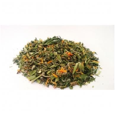 "Ekologiška žolelių arbata Nr.18 ""Moterims-3"" ( 40 g )"