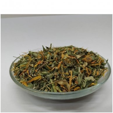 "Ekologiška žolelių arbata Nr.19 ""Krūtims"" ( 40 g )"