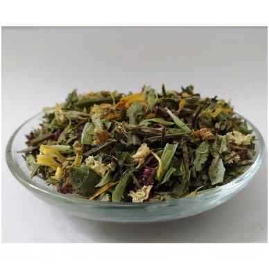 """Ekologiška žolelių arbata Nr.2 """"Atminties galia"""" ( 40 g )"""