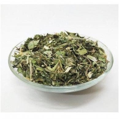 """Ekologiška žolelių arbata Nr.4 """"Cukraus kiekiui kraujyje palaikyti' ( 40 g )"""
