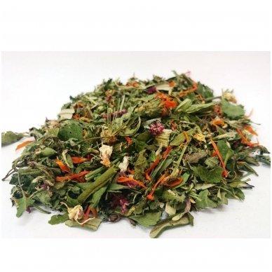 """Ekologiška žolelių arbata Nr.6 """"Kraujotakai"""" ( 40 g )"""