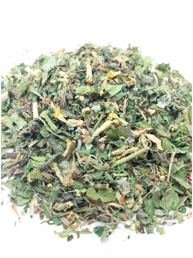 "Herbal tea No.17 ""For bronchi"""
